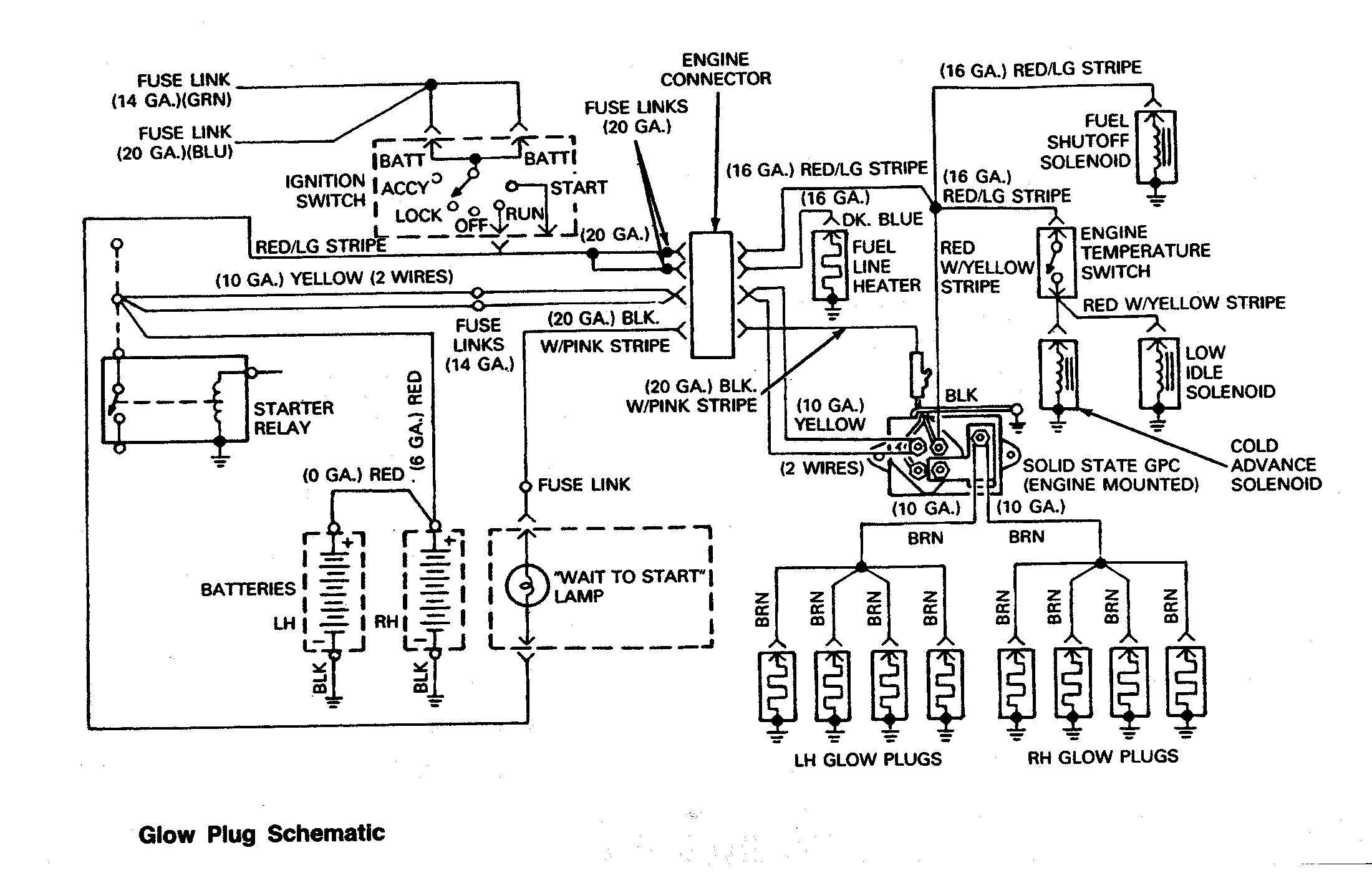 engine_glow_plug jet boat wiring diagram boat light wiring diagram \u2022 wiring 2003 Nissan Altima Relay Diagram at soozxer.org